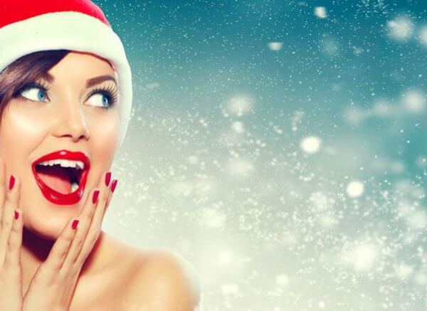 Christmas beauty tips... that will bring your clients back for more