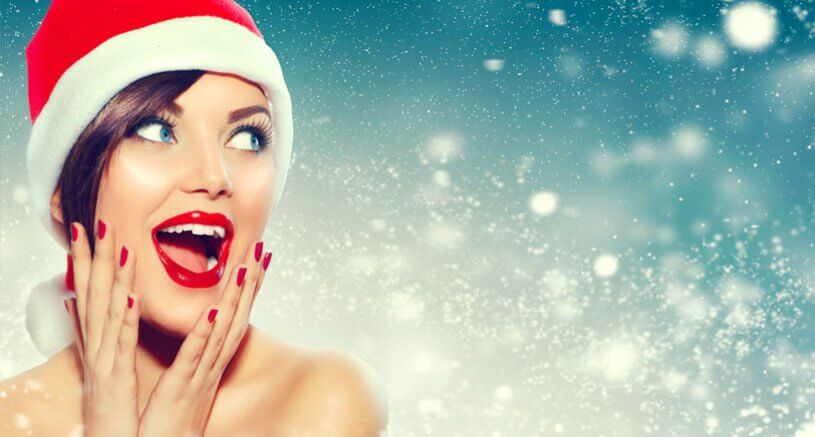 Christmas beauty tips… that will bring your clients back for more