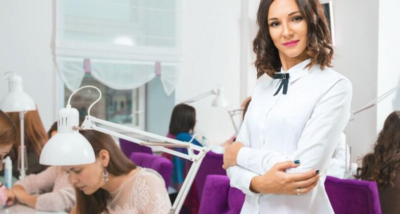 What are the qualities all successful beauty therapists share?