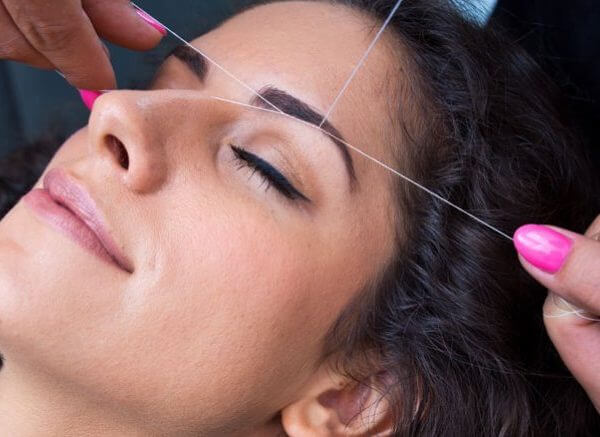Eyebrow Threading London