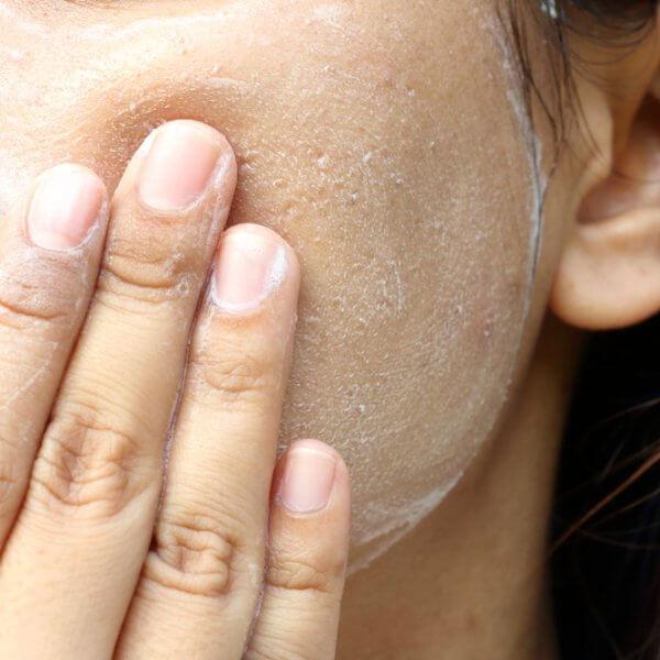 Spring Skin Exfoliation